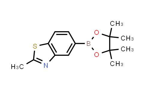 BP24470 | 791614-90-9 | 2-methyl-5-(4,4,5,5-tetramethyl-1,3,2-dioxaborolan-2-yl)benzo[d]thiazole