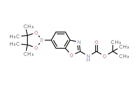 BP24475 | 1404480-24-5 | tert-butyl (6-(4,4,5,5-tetramethyl-1,3,2-dioxaborolan-2-yl)benzo[d]oxazol-2-yl)carbamate