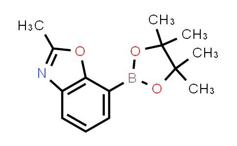 BP24476 | 1025719-20-3 | 2-methyl-7-(4,4,5,5-tetramethyl-1,3,2-dioxaborolan-2-yl)benzo[d]oxazole