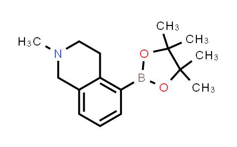 BP24480 | 1251584-32-3 | 2-methyl-5-(4,4,5,5-tetramethyl-1,3,2-dioxaborolan-2-yl)-1,2,3,4-tetrahydroisoquinoline