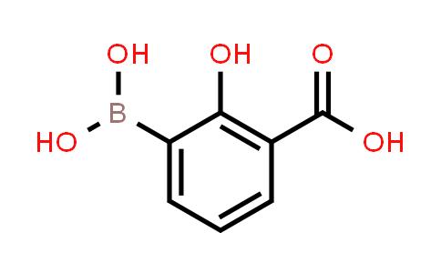 3-borono-2-hydroxybenzoic acid