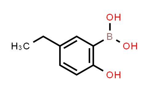 BP24488 | 259209-32-0 | (5-ethyl-2-hydroxyphenyl)boronic acid