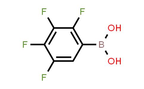 BP24491 | 179923-32-1 | (2,3,4,5-tetrafluorophenyl)boronic acid