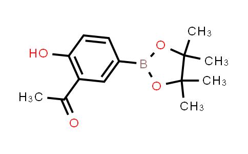 1-(2-hydroxy-5-(4,4,5,5-tetramethyl-1,3,2-dioxaborolan-2-yl)phenyl)ethanone