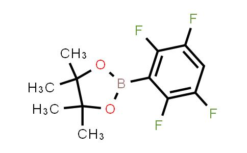 BP24499 | 1073339-11-3 | 4,4,5,5-tetramethyl-2-(2,3,5,6-tetrafluorophenyl)-1,3,2-dioxaborolane