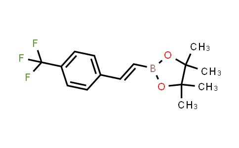 BP24515 | 1242770-50-8 | (E)-4,4,5,5-tetramethyl-2-(4-(trifluoromethyl)styryl)-1,3,2-dioxaborolane