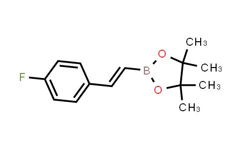 BP24519 | 504433-86-7 | (E)-2-(4-fluorostyryl)-4,4,5,5-tetramethyl-1,3,2-dioxaborolane
