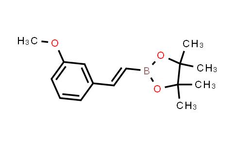 BP24528 | 871125-68-7 | (E)-2-(3-methoxystyryl)-4,4,5,5-tetramethyl-1,3,2-dioxaborolane