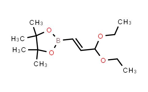 BP24538 | 153737-25-8 | (E)-2-(3,3-diethoxyprop-1-en-1-yl)-4,4,5,5-tetramethyl-1,3,2-dioxaborolane