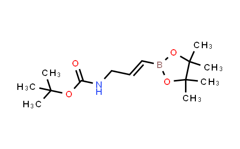 BP24543 | 468060-28-8 | (E)-tert-butyl (3-(4,4,5,5-tetramethyl-1,3,2-dioxaborolan-2-yl)allyl)carbamate