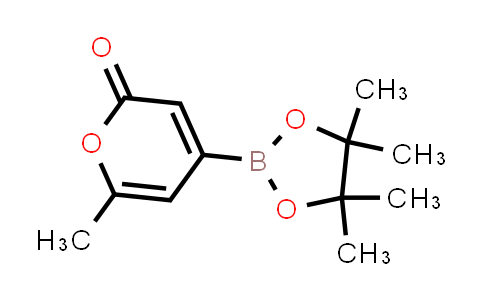 BP24553 | 1160790-44-2 | 6-methyl-4-(4,4,5,5-tetramethyl-1,3,2-dioxaborolan-2-yl)-2H-pyran-2-one