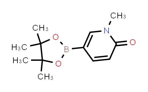 BP24554 | 1002309-52-5 | 1-methyl-5-(4,4,5,5-tetramethyl-1,3,2-dioxaborolan-2-yl)pyridin-2(1H)-one
