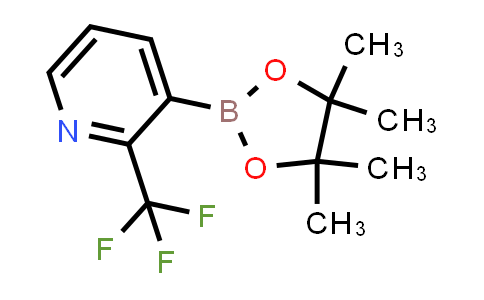 BP24555 | 1383625-22-6 | 3-(4,4,5,5-tetramethyl-1,3,2-dioxaborolan-2-yl)-2-(trifluoromethyl)pyridine