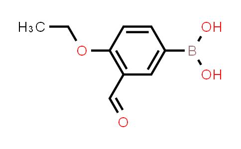 BP24558 | 480424-63-3 | 4-ethoxy-3-formylphenylboronic acid