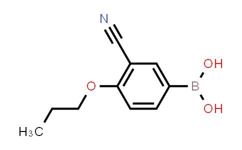 BP24560 | 279262-22-5 | 3-cyano-4-propoxyphenylboronic acid