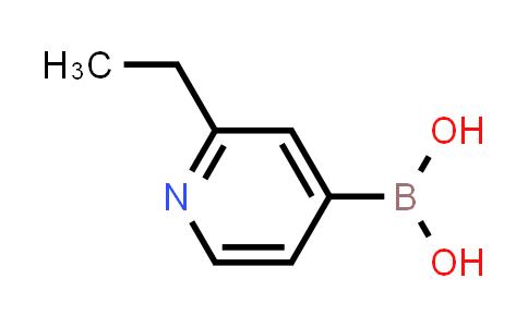 BP24565 | 1189545-99-0 | (2-ethylpyridin-4-yl)boronic acid
