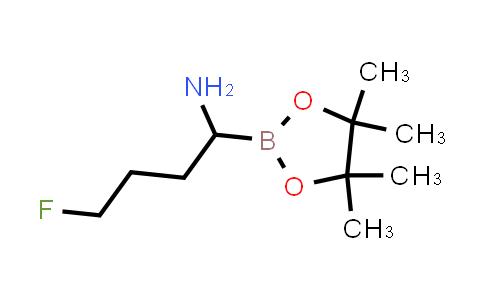 BP24572 | 208522-43-4 | 4-fluoro-1-(4,4,5,5-tetramethyl-1,3,2-dioxaborolan-2-yl)butan-1-amine