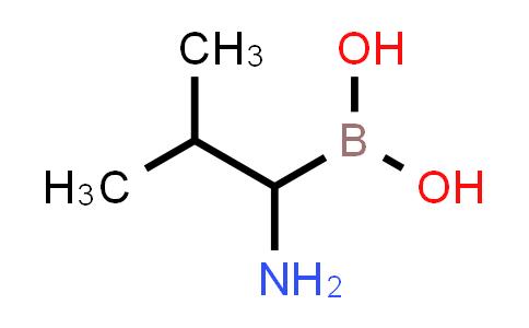 (1-amino-2-methylpropyl)boronic acid