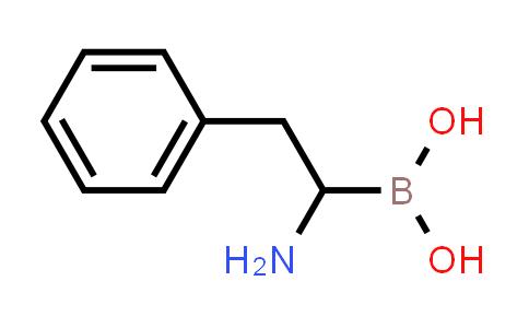 (1-amino-2-phenylethyl)boronic acid