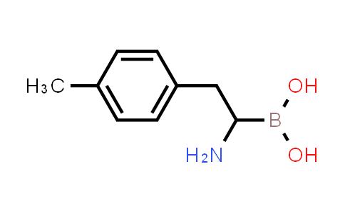 (1-amino-2-(p-tolyl)ethyl)boronic acid