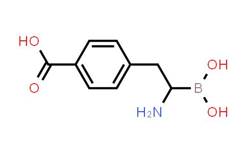 4-(2-amino-2-boronoethyl)benzoic acid