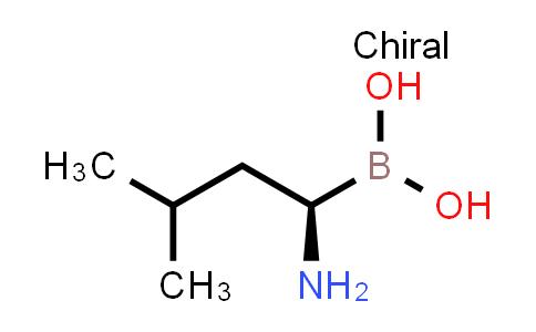(R)-(1-amino-3-methylbutyl)boronic acid