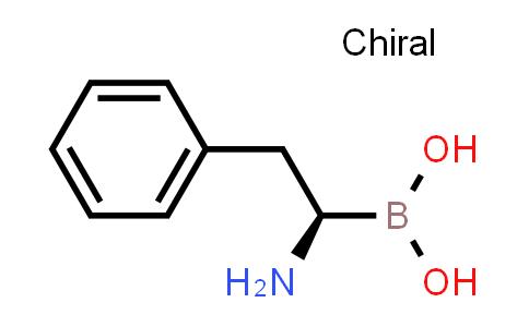 (R)-(1-amino-2-phenylethyl)boronic acid
