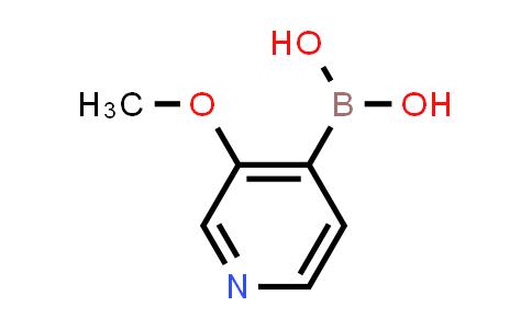 (3-methoxypyridin-4-yl)boronic acid