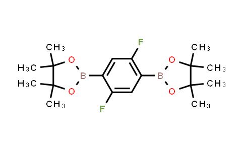 2,2'-(2,5-difluoro-1,4-phenylene)bis(4,4,5,5-tetramethyl-1,3,2-dioxaborolane)