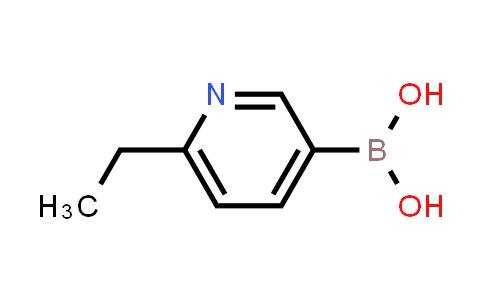 BP24593 | 1001907-69-2 | (6-ethylpyridin-3-yl)boronic acid