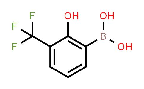 2-hydroxy-3-(trifluoromethyl)phenylboronic acid