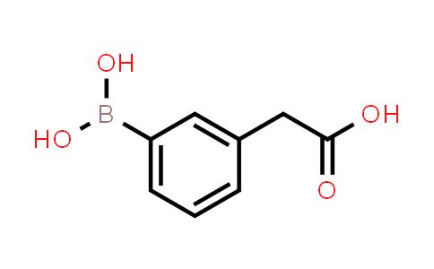 2-(3-boronophenyl)acetic acid