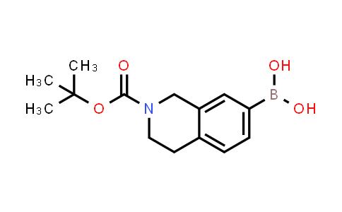 BP24614 | 1190058-21-9 | 2-(tert-butoxycarbonyl)-1,2,3,4-tetrahydroisoquinolin-7-ylboronic acid