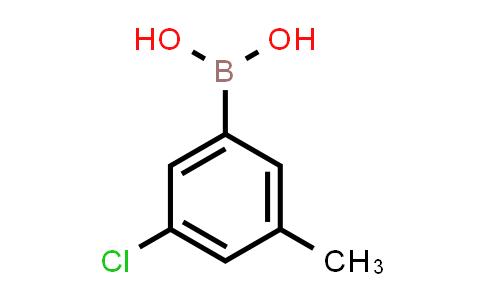 3-chloro-5-methylphenylboronic acid
