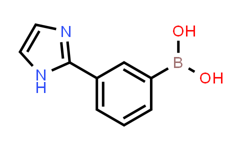 BP24616 | 909120-16-7 | 3-(1H-imidazol-2-yl)phenylboronic acid