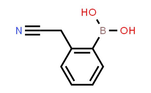 2-(cyanomethyl)phenylboronic acid