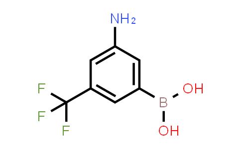3-amino-5-(trifluoromethyl)phenylboronic acid