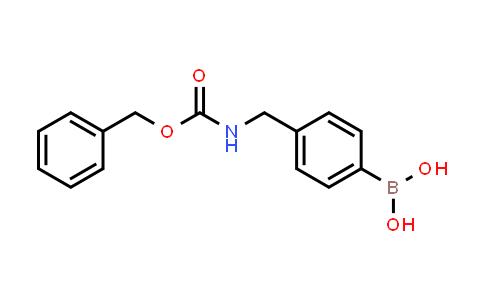 BP24632 | 914452-61-2 | 4-((benzyloxycarbonylamino)methyl)phenylboronic acid