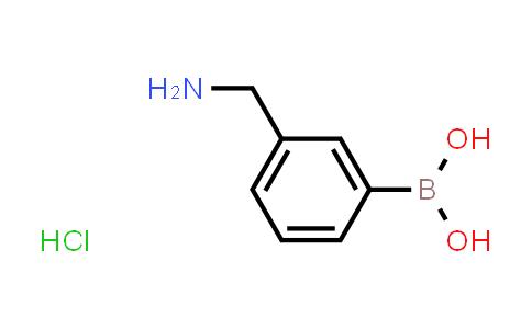 3-(aminomethyl)phenylboronic acid hydrochloride