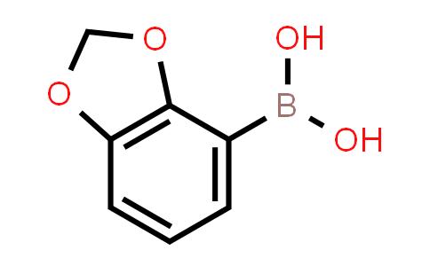 benzo[d][1,3]dioxol-4-ylboronic acid