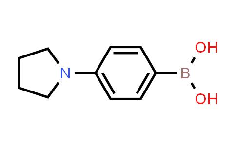 4-(pyrrolidin-1-yl)phenylboronic acid