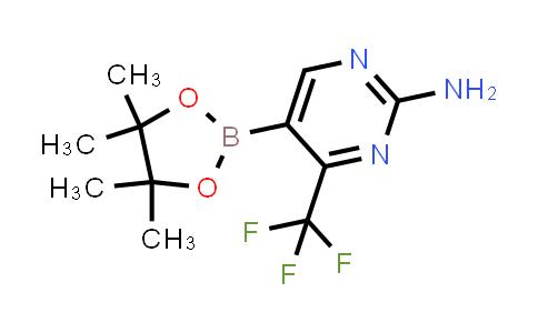 BP24651 | 944401-58-5 | 5-(4,4,5,5-tetramethyl-1,3,2-dioxaborolan-2-yl)-4-(trifluoromethyl)pyrimidin-2-amine