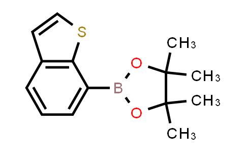 2-(benzo[b]thiophen-7-yl)-4,4,5,5-tetramethyl-1,3,2-dioxaborolane