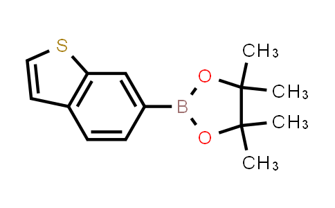 2-(benzo[b]thiophen-6-yl)-4,4,5,5-tetramethyl-1,3,2-dioxaborolane