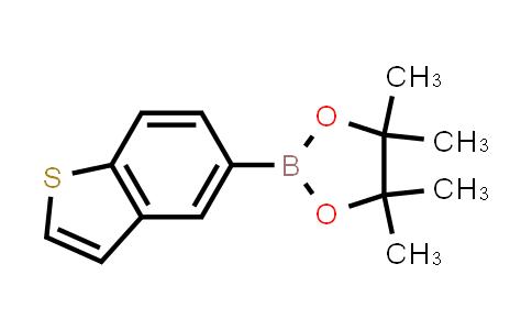 2-(benzo[b]thiophen-5-yl)-4,4,5,5-tetramethyl-1,3,2-dioxaborolane
