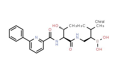 BP24679 | 847499-27-8 | ((R)-1-((2S,3R)-3-hydroxy-2-(6-phenylpicolinamido)butanamido)-3-methylbutan-2-yl)boronic acid