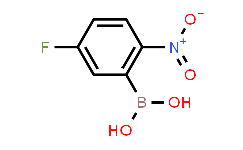5-fluoro-2-nitrophenylboronic acid