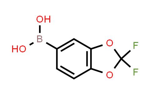 2,2-difluorobenzo[d][1,3]dioxol-5-ylboronic acid
