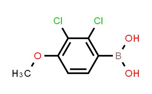 2,3-dichloro-4-methoxyphenylboronic acid