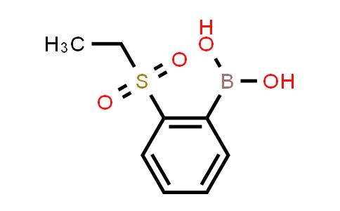 BP24700 | 1042443-60-6 | 2-(ethylsulfonyl)phenylboronic acid